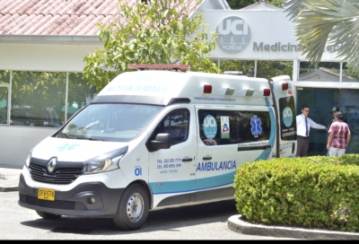 Transporte Asistencial Medicalizado